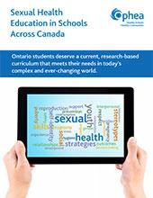 Report: Sexual Health Education in Schools Across Canada