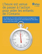Rapport: L'heure est venue de passer à l'action pour aider les enfants de l'Ontario