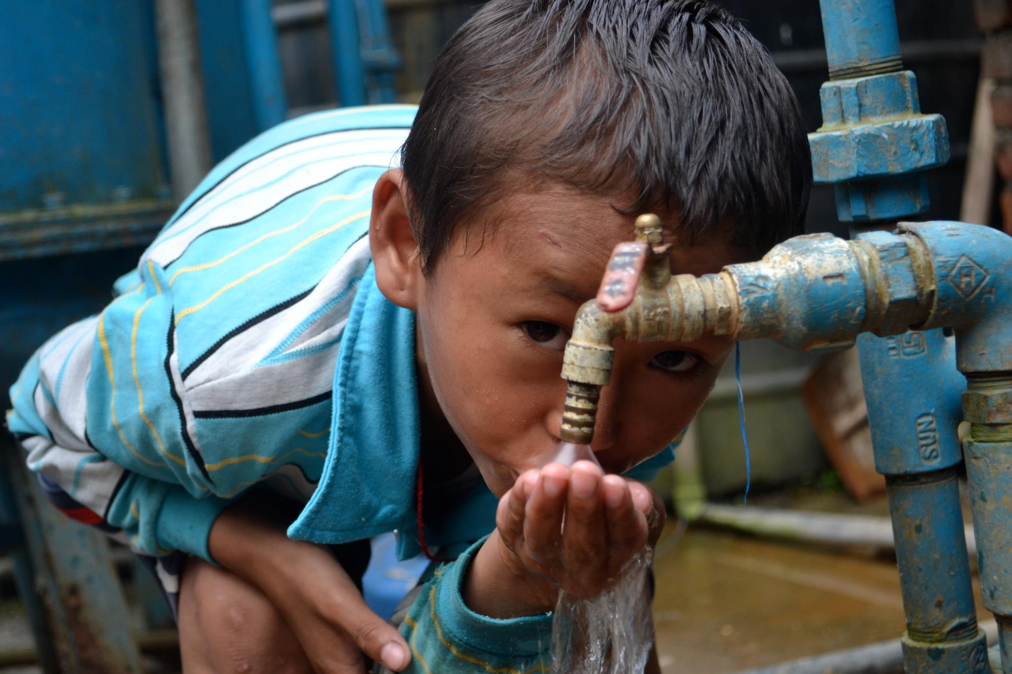 OUR BUSINESS IS CLEAN WATER