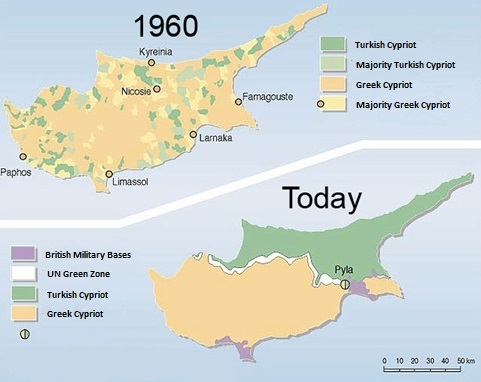 a history of the independent republic of cyprus A chronology of key events in the history of cyprus cyprus profile - timeline 7 february 2018 share this with facebook image copyright getty images image caption cyprus became independent after a guerrilla war against british rule.