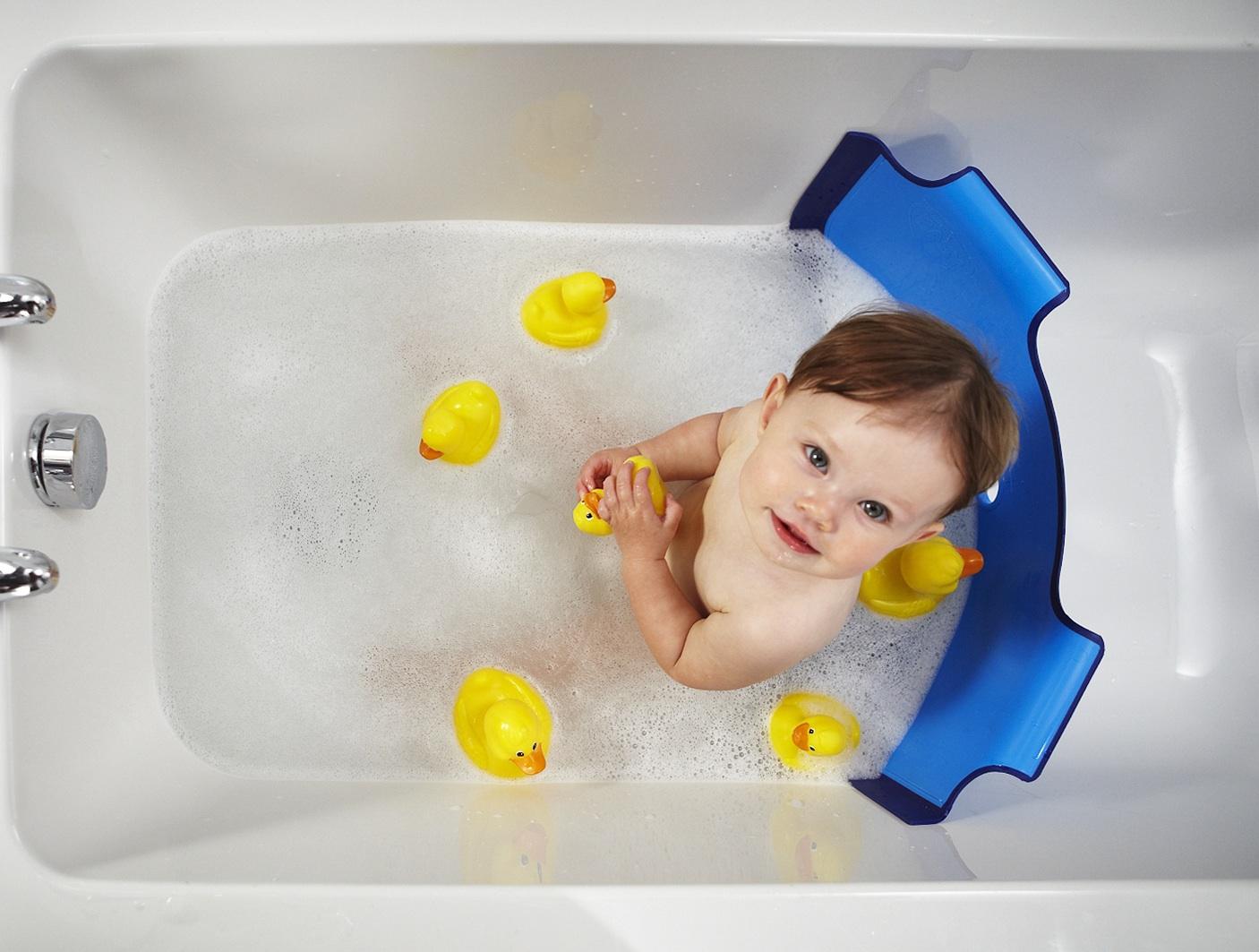 Innovative Baby Bath Saver | Indiegogo