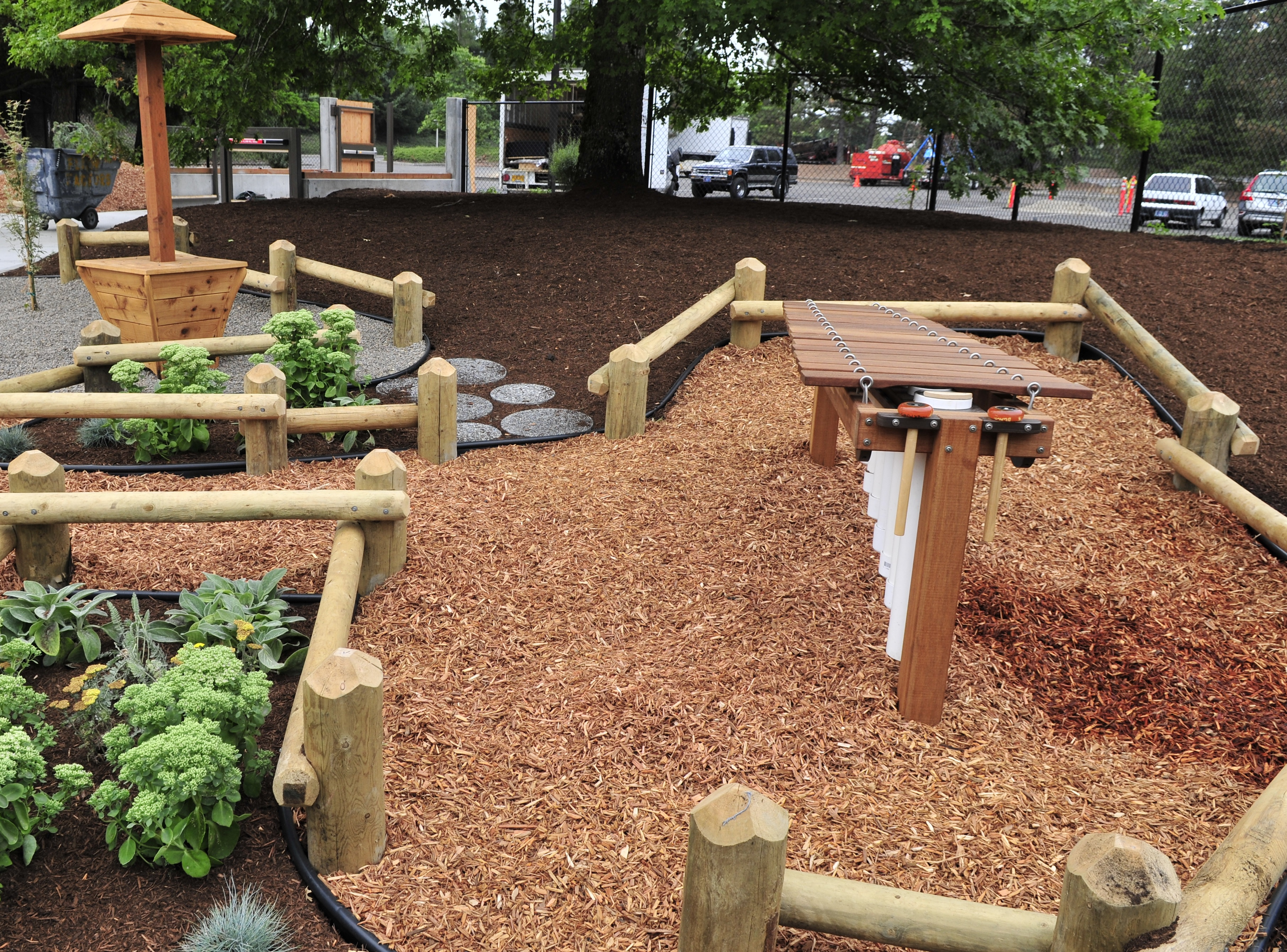 Garden Design Children S Play Area build gateway green | indiegogo