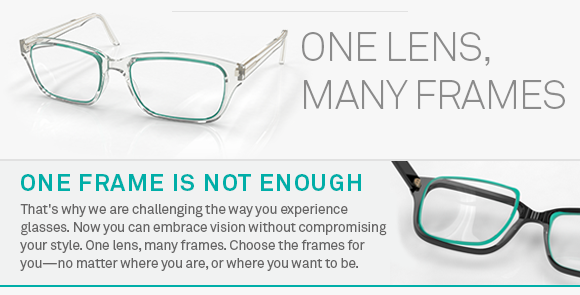 Eyeglass Frames Changeable Arms : Explore How it works Start a campaign