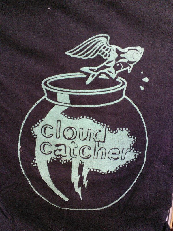 cloud catcher t shirt