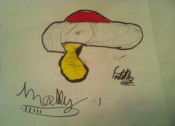 Molly's UFO