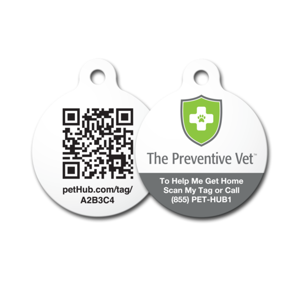 qr Code Campaign qr Code Pet id Tags That