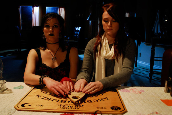 Ouija movie production I Am ZoZo