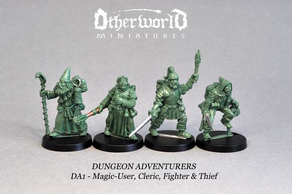 DA1 - Greens
