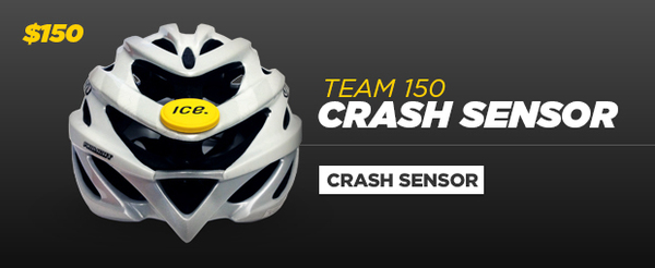 Crash Sensor earlybird special + your name in the Credits section of the mobile app