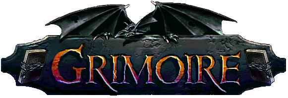 Grimoire Logo