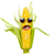 """Fight Evil Mutant Corn"" -Michael Arrington"