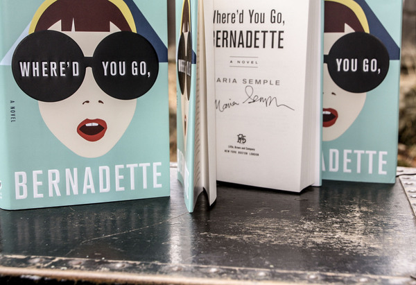 Signed Book & Book Club with Maria Semple