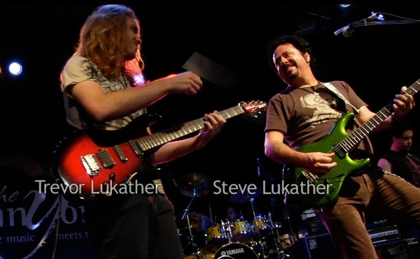 Steve Lukather, Trevor Lukather