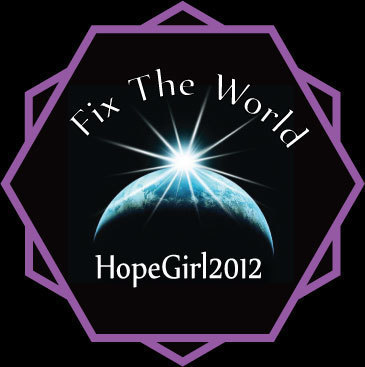 HopeGirl Fix The World Organization