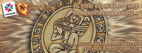 Mayan Head