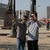 Jared and Ian in Tahrir Square.