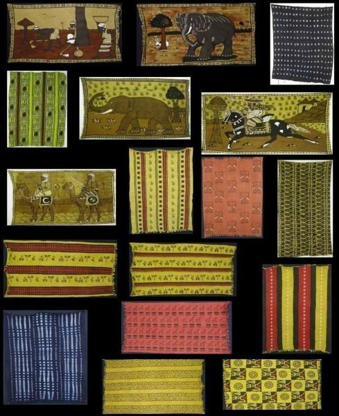 Bogolan Fabrics