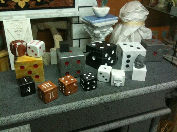 dice variety