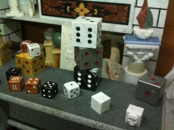 dice stone giant dice