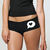 Women&#x27;s Black Undies