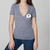 Women&#x27;s V-Neck