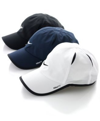 Nike Dri-Fit Featherlight Cap with Cynaps installed