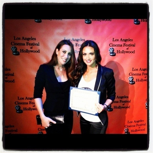 Director Kristin Rizzo & Producer Katie Cleary