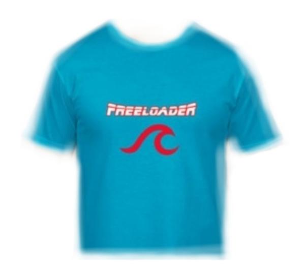 t shirt freeloader