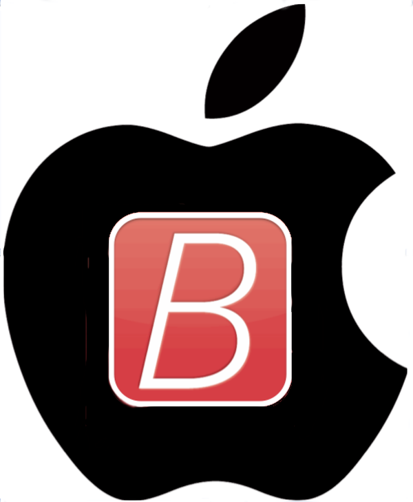 B is for Apple