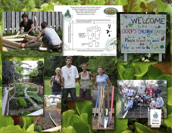 The Backyard Urban Farm Companys Pop Up Garden Shop and Greenhouse