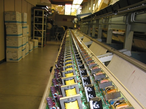 Chargetek Factory Where Chargers Will Be Made
