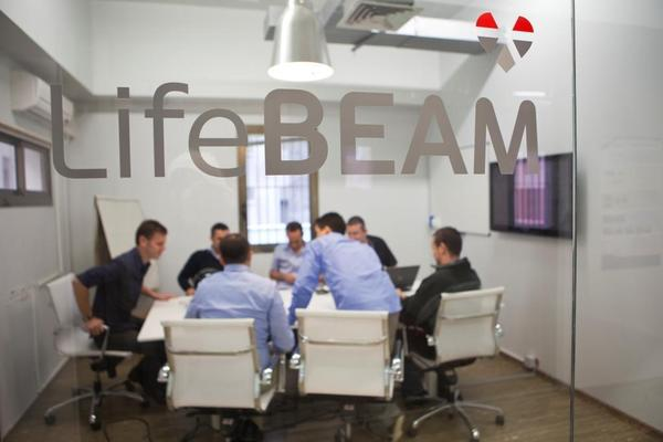 LifeBeam's team