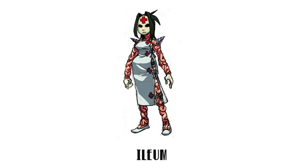 10th Mysterious Character: Ileum