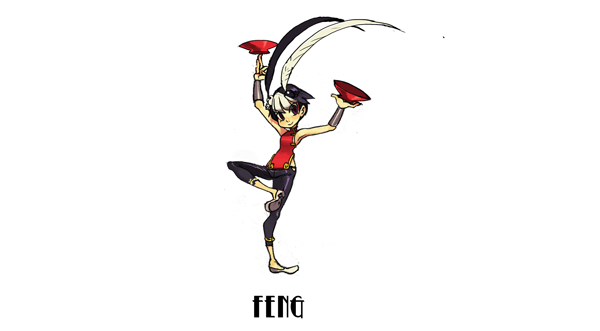13th MYSTERIOUS CHARACTER: Feng