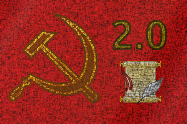 Communism 2.0 - Introduction - 1st draft.