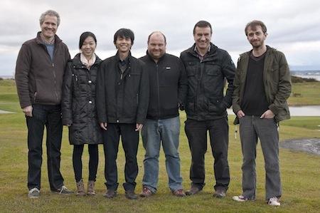 Galway team