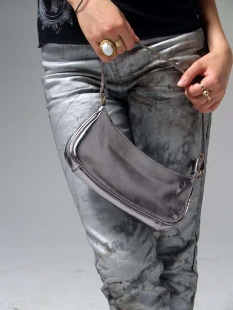 The Denim Transformation- Ladies Silver Finish
