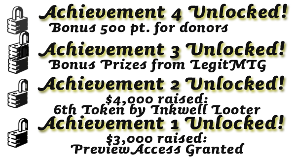 Achievements Unlocked