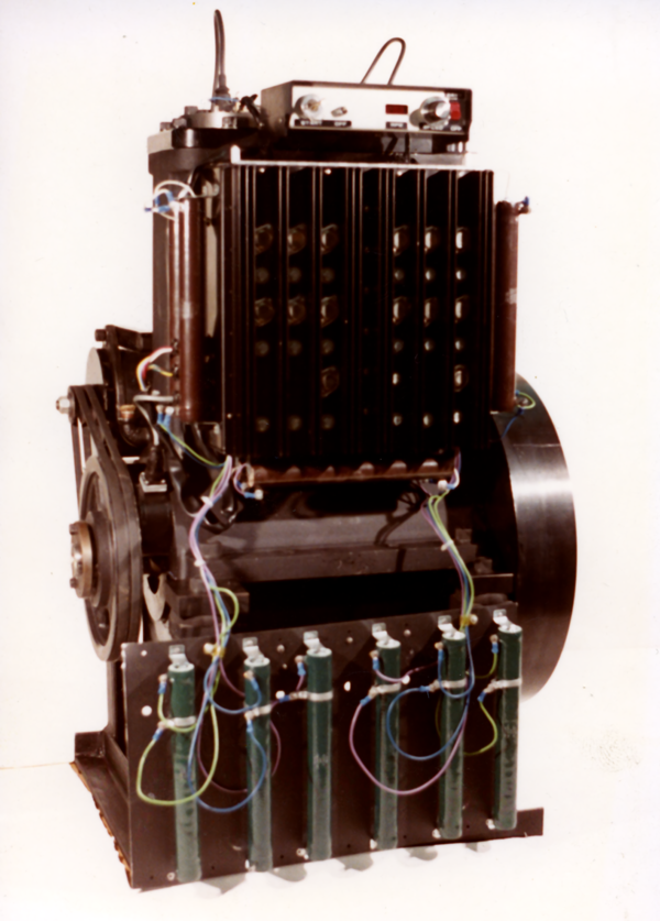 The Papp Plasma Engine