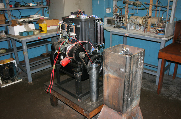 The Papp Plasma Engine for Repair
