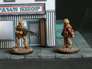 Sample minis 15mm