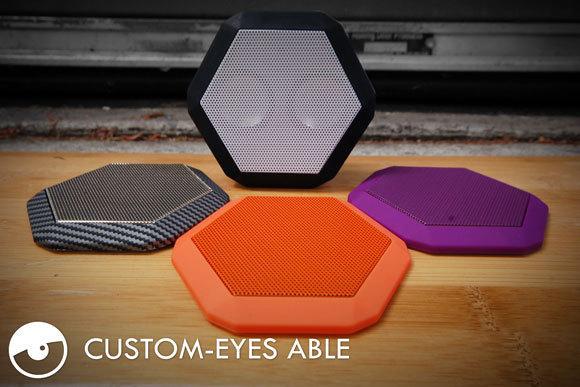 Fully Customizable Design