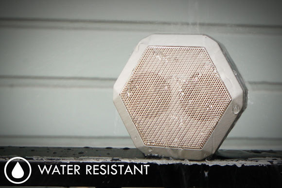 Boombot REX Wireless Speaker Brushed Aluminum