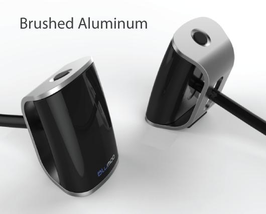 Brushed Aluminum Model