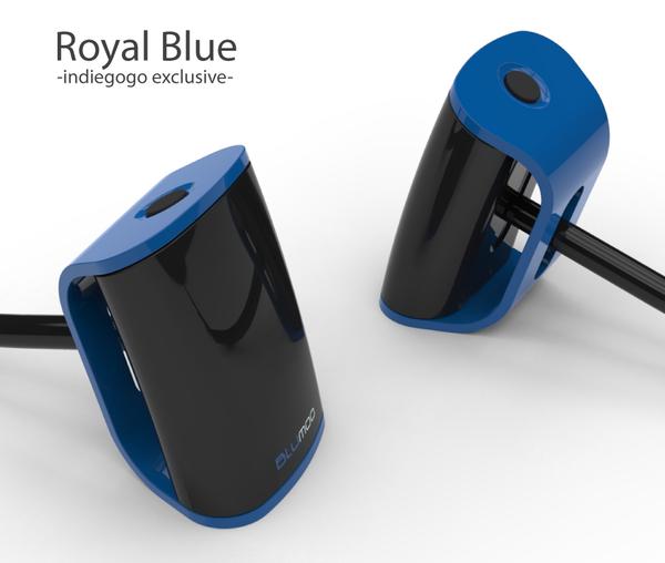 Royal Blue Model