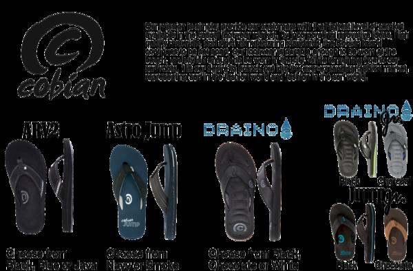 $50 perk Mens sandal choices