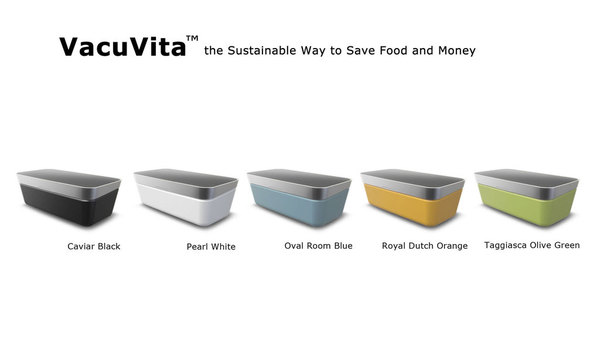 VacuVita. enjoy Fresh Food every day!