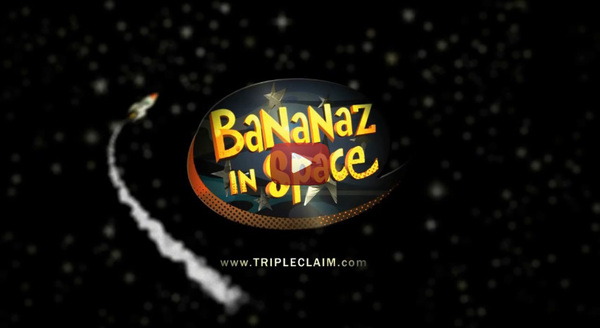 Bananaz In Space Trialer