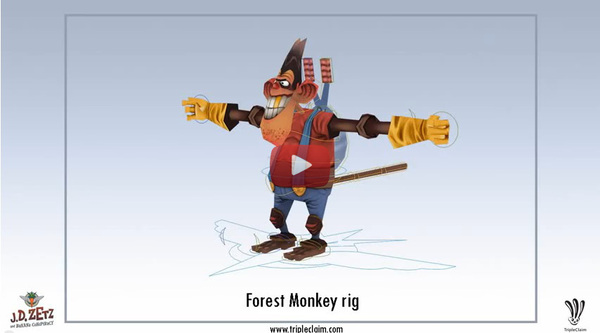 Forset Monkey Rig Tests