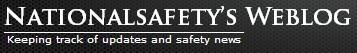 NationalSafety's Weblog